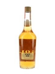 Vat 69 Gold Bottled 1970s - National Distillers 75cl / 43%