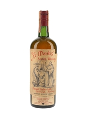 Ye Monks Scotch Whisky Spring Cap Bottled 1960s 75cl / 43%