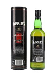 Ainslie's 8 Year Old Islay Single Malt  70cl / 40%