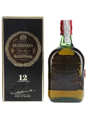 Buchanan's 12 Year Old De Luxe Bottled 1980s - Saccone & Speed 75cl / 43%
