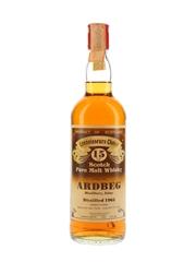 Ardbeg 1965 15 Year Old Connoisseurs Choice