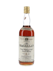 Macallan 8 Year Old Campbell, Hope & King