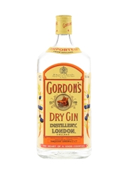 Gordon's Special London Dry Gin Bottled 1980s 100cl / 47.3%