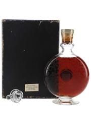 Martell Extra Cognac Bottled 1950s - Baccarat Michelangelo Decanter 68cl / 40%