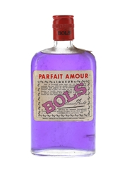 Bols Parfait Amour Bottled 1970s 35cl