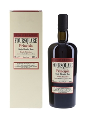 Foursquare Principia 2008 9 Year Old Single Blended Rum