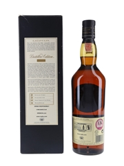 Lagavulin 1996 Distillers Edition Bottled 2012 70cl / 43%