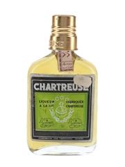 Chartreuse Green Bottled 1960s-1970s - Tarragona 20cl / 55%