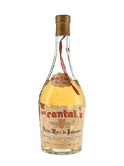 Lou Cantaire Vieux Marc De Provence Bottled 1960s 75cl