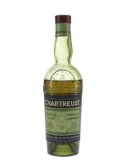 Chartreuse Green Bottled 1956-1964 35cl / 43%