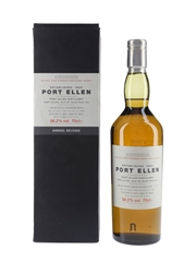 Port Ellen 1978 25 Year Old Special Releases 2004 - 4th Release 70cl / 56.2%