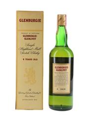 Glenburgie Glenlivet 5 Year Old Bottled 1980s - Soffiantino 75cl / 40%
