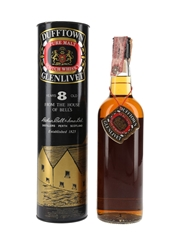 Dufftown Glenlivet 8 Year Old Bottled 1980s - Helca 75cl / 46%