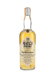 Match 5 Year Old Bottled 1970s-1980s - Fratelli Branca 75cl / 40%