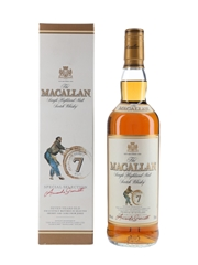 Macallan 7 Year Old Bottled 1990s - Giovinetti 70cl / 40%