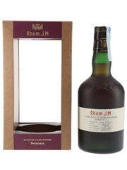 J M Rhum 2006 Delamain Cognac Cask Finish Bottled 2017 50cl / 41.2%