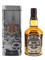Chivas Regal 12 Year Old Bottled 2008 70cl / 40%