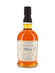 Foursquare 2004 11 Year Old Full Proof Bottled 2015 - Exceptional Cask Selection 70cl / 59%