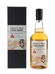 Chichibu The Peated Bottled 2018 - 10th Anniversary 70cl / 55.5%