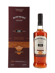 Bowmore 26 Year Old French Oak Barrique The Vintner's Trilogy 70cl / 48.7%