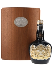 Royal Salute 50 Year Old The Coronation Cask