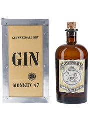 Monkey 47 Gin Distiller's Cut 2017 50cl / 47%