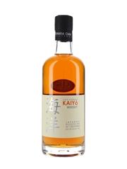 Kaiyo Mizunara Oak Cask Strength  70cl / 53%