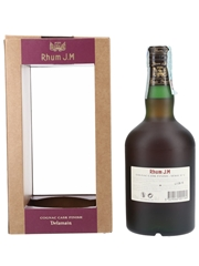 J M Rhum 2006 Delamain Cognac Cask Finish Bottled 2017 50cl / 41.2%