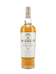 Macallan 8 Year Old Fine Oak  100cl / 40%