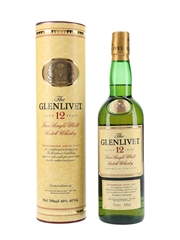 Glenlivet 12 Year Old Bottled 2000s 70cl / 40%