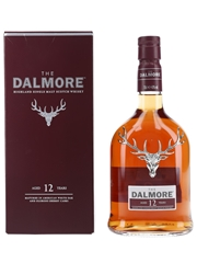 Dalmore 12 Year Old  70cl / 40%