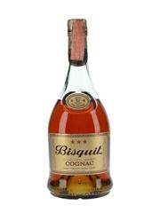 Bisquit 3 Star Bottled 1970s - Ferraretto 75cl / 40%