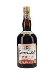 Bardinet Cherry Brandy Bottled 1960s 75cl / 30%