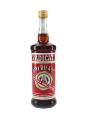 Radicati Americano Rosso Bottled 1960s-1970s 100cl / 16%