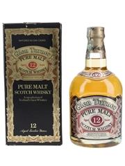 Glen Turner 12 Year Old Pure Malt Bottled 1990s - Fenice San Remo 70cl / 40%