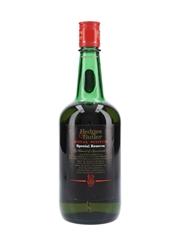 Hedges & Butler 8 Year Old Bottled 1970s - Cantina 75cl / 40%