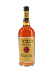 Four Roses 6 Year Old Bottled 1980s - Seagram 100cl / 40%