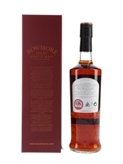 Bowmore 1992 16 Year Old Wine Cask Matured Bottled 2008 - Signed Bottle 70cl / 53.5%