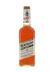 Kentucky Gentleman 4 Year Old Bottled 1960s 75cl / 43%
