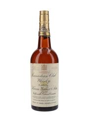 Hiram Walker Canadian Club Bottled 1940s 75cl / 40%