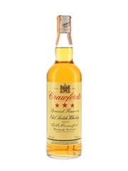 Crawford's 3 Star Bottled 1990s - United Distillers Italia 70cl / 40%
