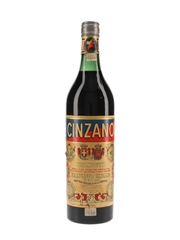 Cinzano Rosso Vermouth Bottled 1950s 100cl
