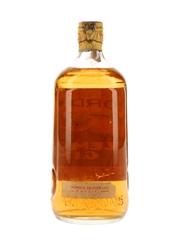 Gordon's Lemon Gin Spring Cap Bottled 1950s - Romolo Salvigni 75cl / 34%