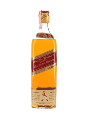 Johnnie Walker Red Label Bottled 1990s - Wax & Vitale 70cl / 40%