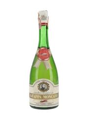 Ubaldi Gran Riserva Grappa Moscato Bottled 1970s 75cl / 42%