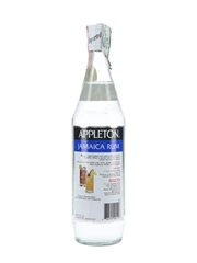 Appleton White Jamaica Rum Bottled 1990s-2000s - Wray & Nephew 70cl / 40%