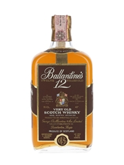 Ballantine's 12 Year Old Bottled 1960s - Salengo 75cl / 43%
