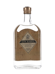 Sarti Dry Gin Bottled 1950s 75cl / 45%
