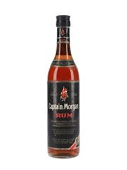 Captain Morgan Black Label Bottled 1970s - Rene Briand 75cl / 40%
