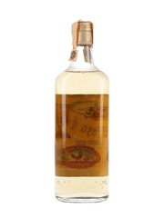 Sauza Tequila Extra Anejo Bottled 1960s - Augusto Sposetti 75cl
